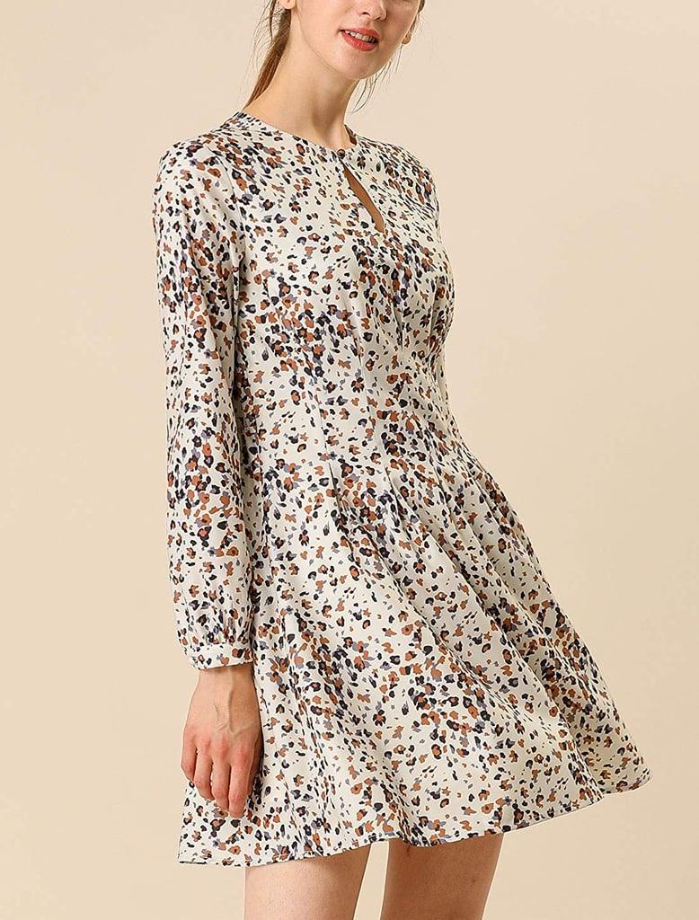 Allegra K A-Line Dress