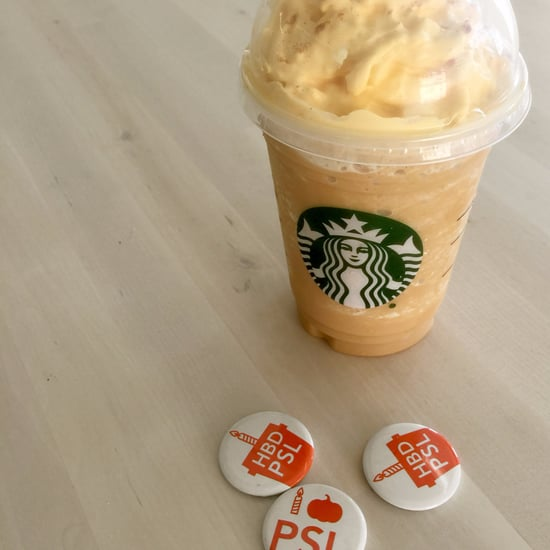 Starbucks Pumpkin Spice Whipped Cream Review