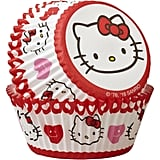 Hello Kitty Baking Cups ($5)