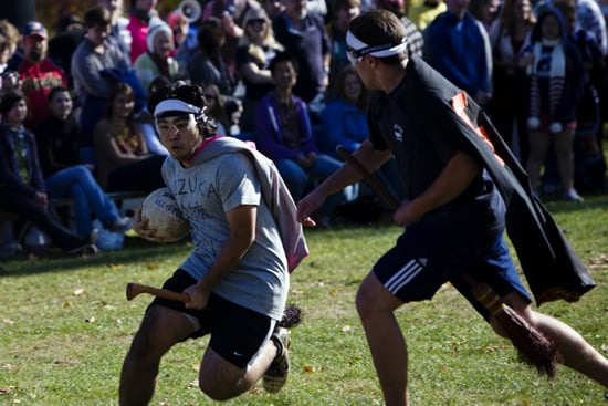 Play Quidditch From Harry Potter in Real Life: Quidditch World Cup in New York City