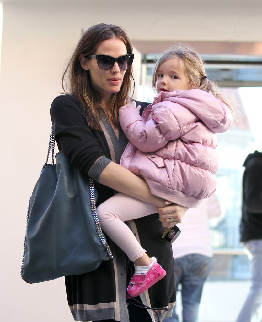 Jennifer Garner With S...