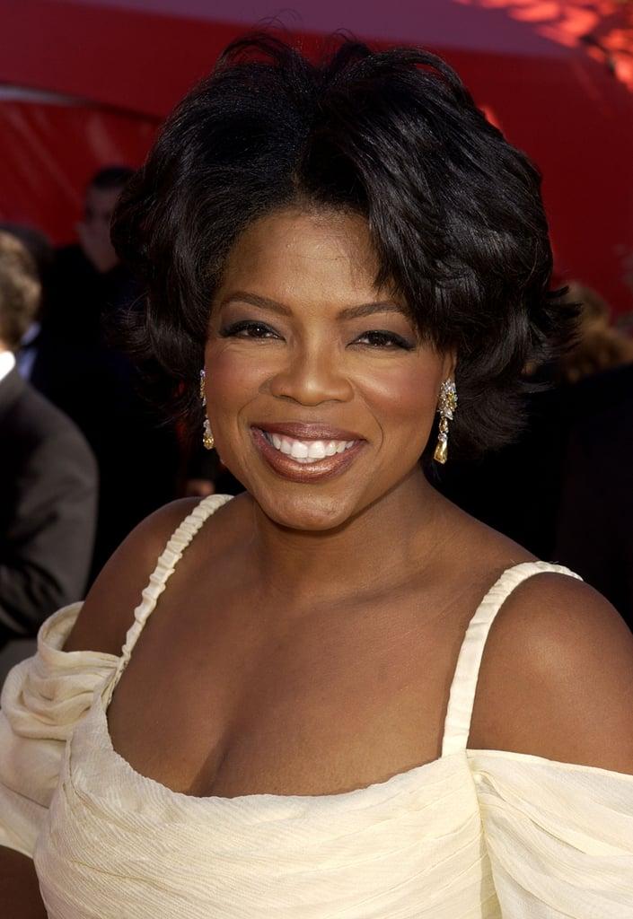 Oprah Winfrey, 2002