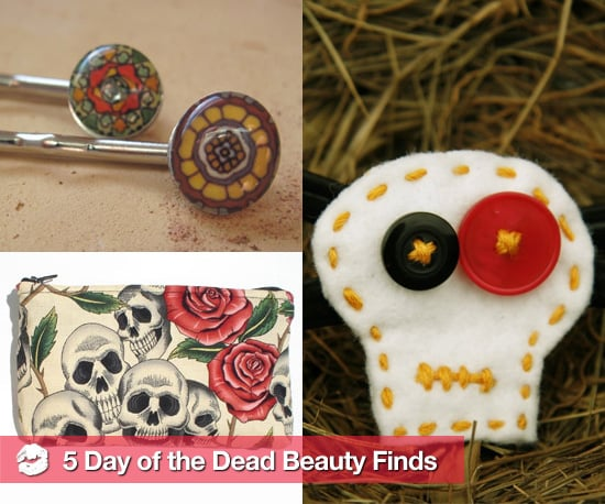 Day of the Dead Beauty Items