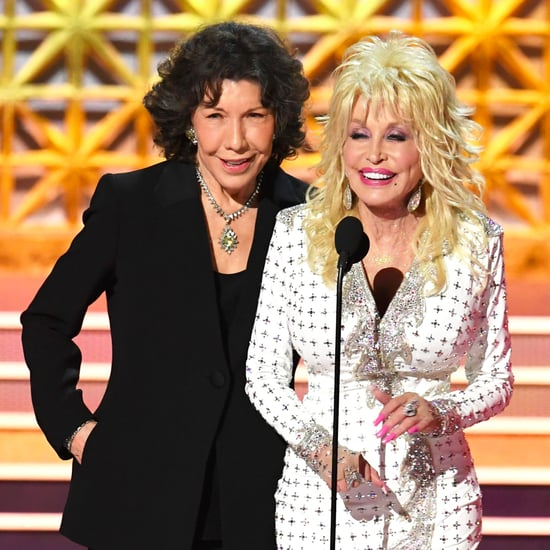 Dolly Parton, Jane Fonda, and Lily Tomlin Emmys 2017 Video