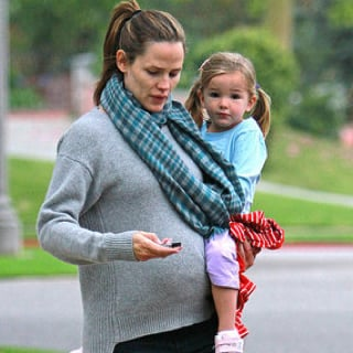 Seraphina Affleck Turns 4