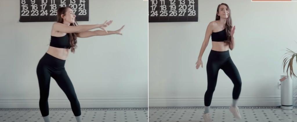 2,000-Step Fat-Burning Walking Workout From Rachel Gulotta