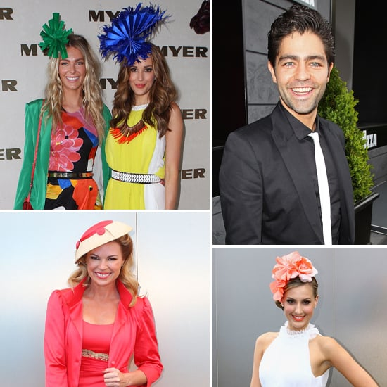 Celebrity Pictures at the 2011 Melbourne Cup Including Jennifer Hawkins, Rebecca Judd