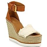 See by Chloe Espadrille Wedge Platform Sandals