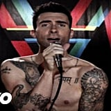 """Moves Like Jagger"" by Maroon 5 ft. Christina Aguilera"