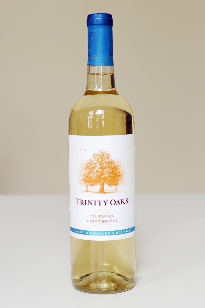 2012 Trinity Oaks Pinot Grigio