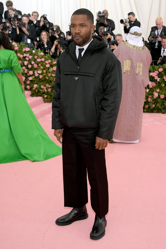 Frank Ocean at the 2019 Met Gala