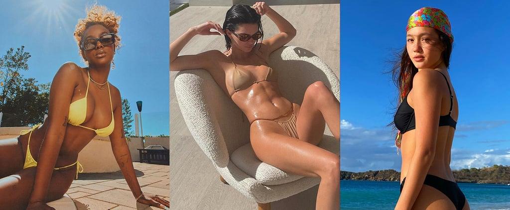 Shop the Best Celebrity Swimwear of Summer 2021