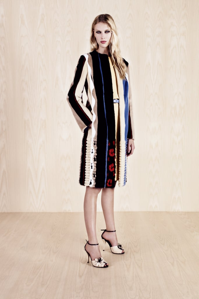 Fendi Resort 2014 Photo courtesy of Fendi