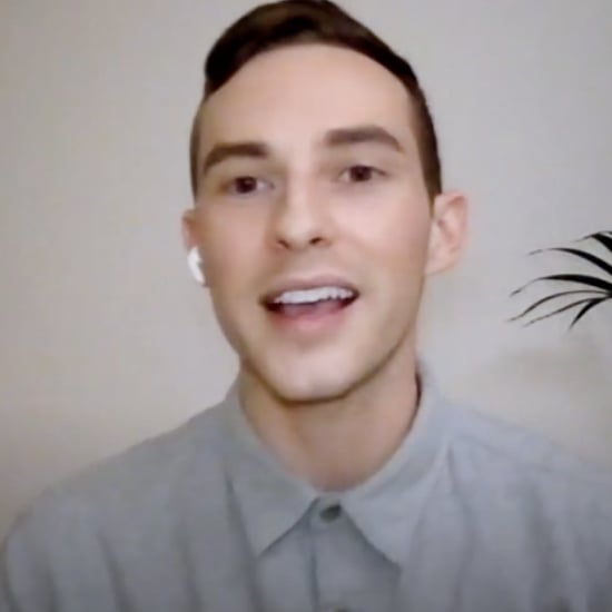 Adam Rippon Says Beyoncé Inspired Him to Be Confident