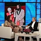 Jason Momoa on The Ellen DeGeneres Show Videos 2019