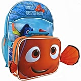 Finding Dory Kids Backpack & Lunch Tote Set