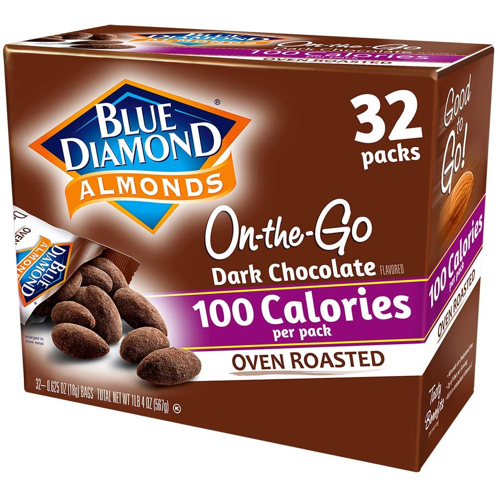 Blue Diamond Oven Roasted Cocoa Dusted Almonds