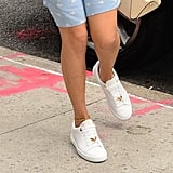 Selena Gomez Is Bringing Back This Shoe-ccessorizing Trend From Your Youth