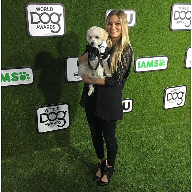 Photos of iJustine's Dog, Matty
