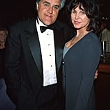 Jay and Mavis Leno