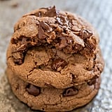Soft and Chewy Nutella Chocolate Chip Cookies