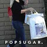 Reese Witherspoon picked up a few things in LA.