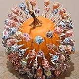 As a Lollipop Holder
