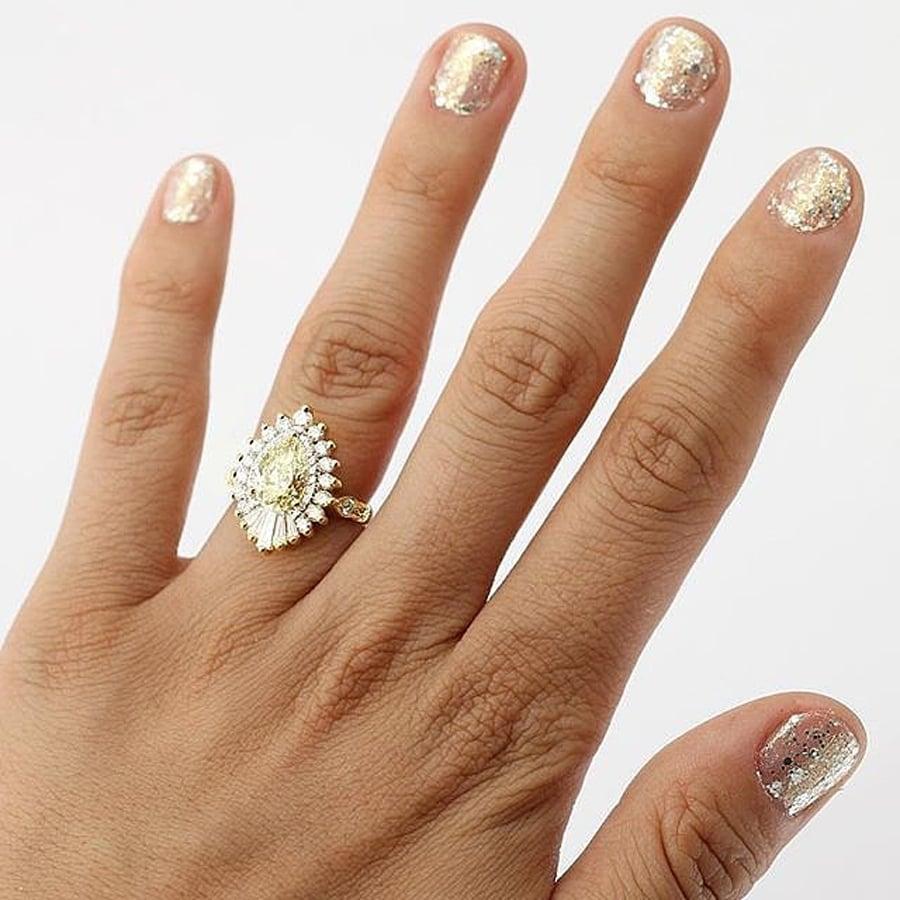 Best Vintage Engagement Rings Popsugar Middle East Love