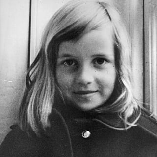 Princess Diana Childhood Photos