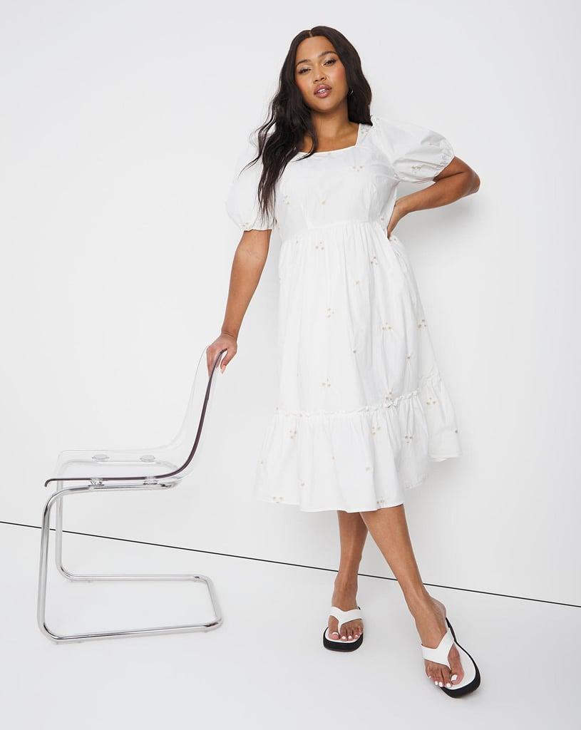 Vero Moda Petra Smock Dress