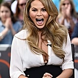 Chrissy Teigen Was Once Fired From a Forever 21 Modeling Gig