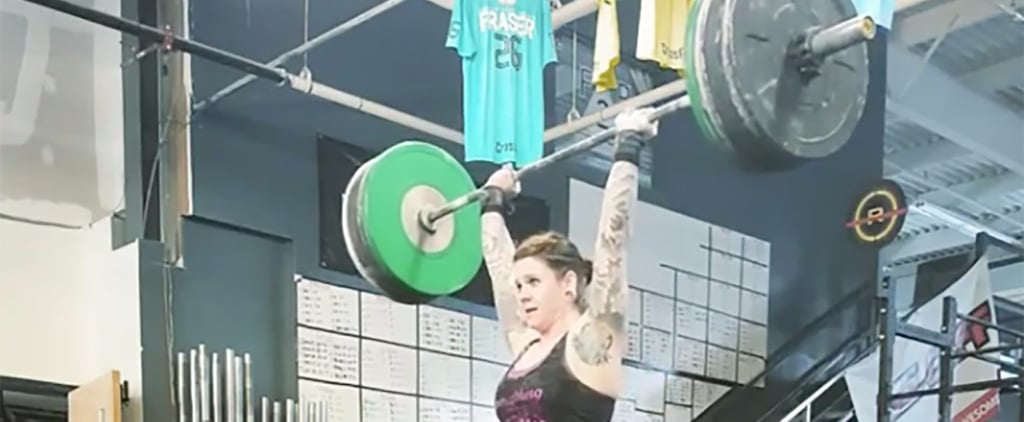 "This CrossFit Competitor Says ""Just Because My Bladder Is Weak Doesn't Mean I Am!"""