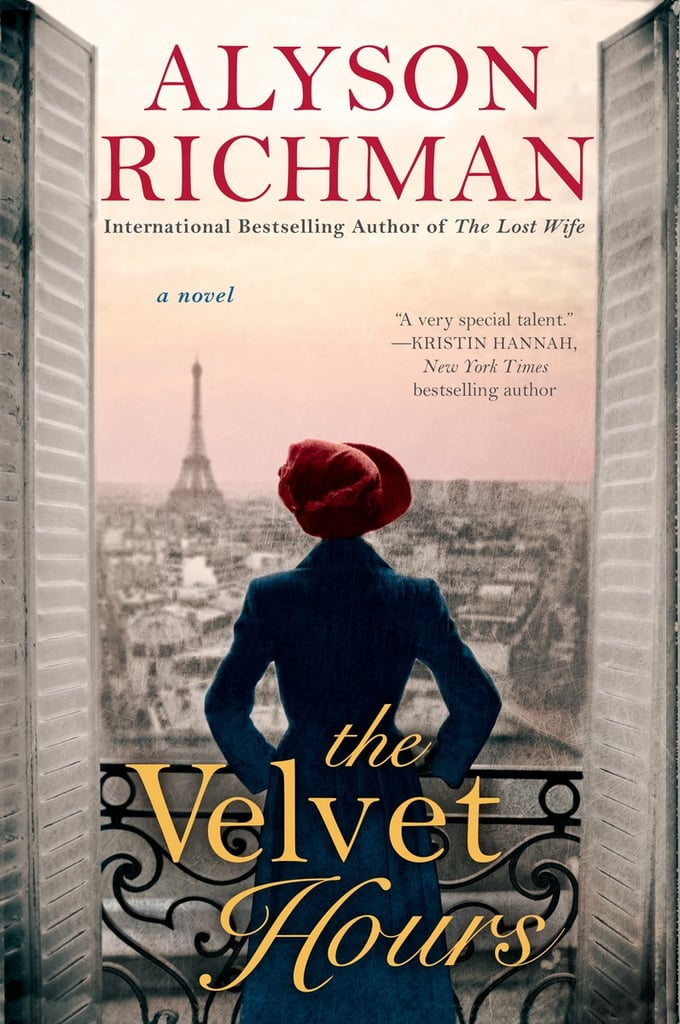 The Velvet Hours by Alyson Richman