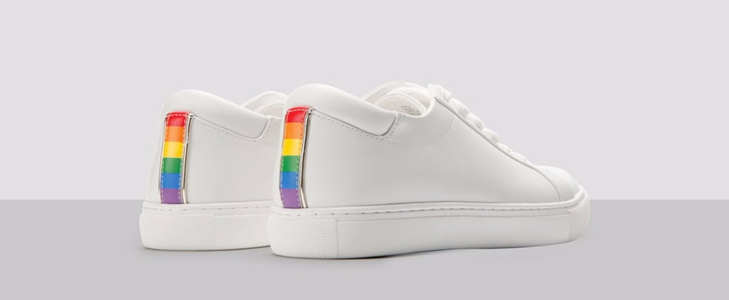 Kerry Washington's Kenneth Cole Pride Sneakers