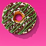 Dunkin' Holiday Brownie Crumble Doughnut
