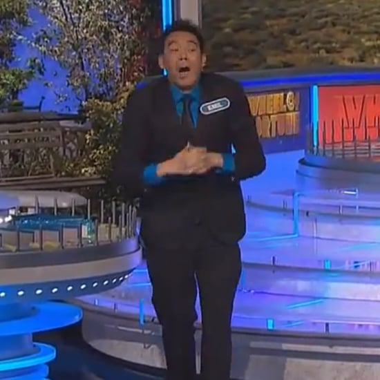 Wheel of Fortune Contestant New Baby Buggy | Video