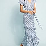 Anthropologie Sydney Wrap Dress