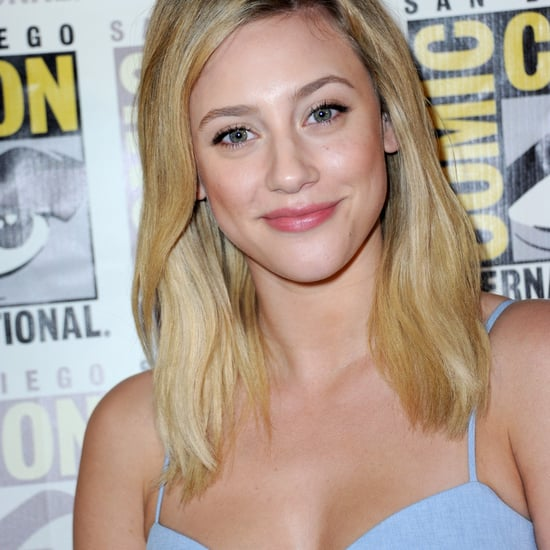 Lili Reinhart Looks Up to Demi Lovato
