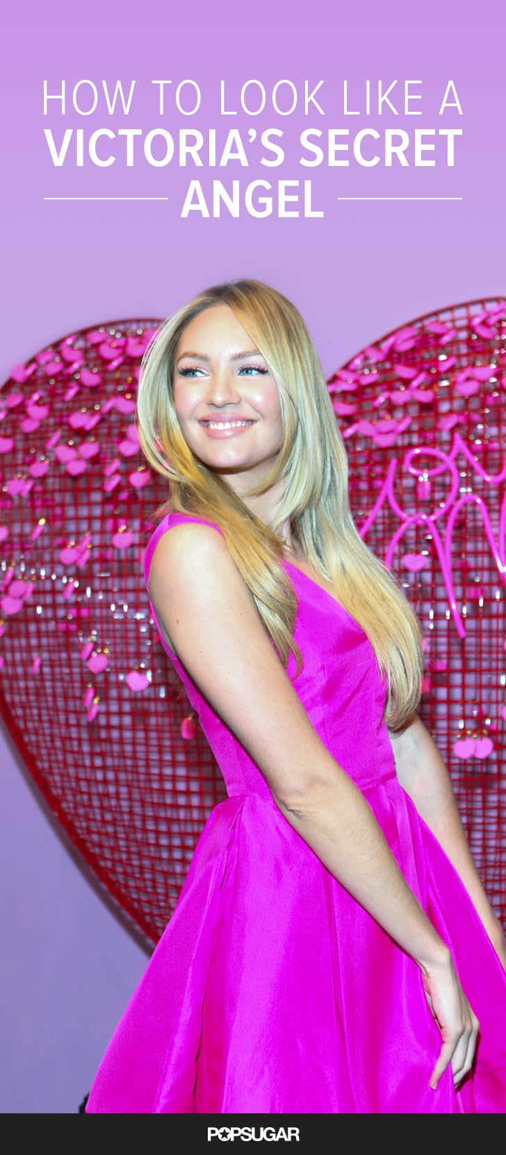 How to Look Like a Victoria's Secret Angel (No Juicing Necessary)