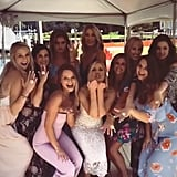 Lauren Burnham Bridal Shower Pictures
