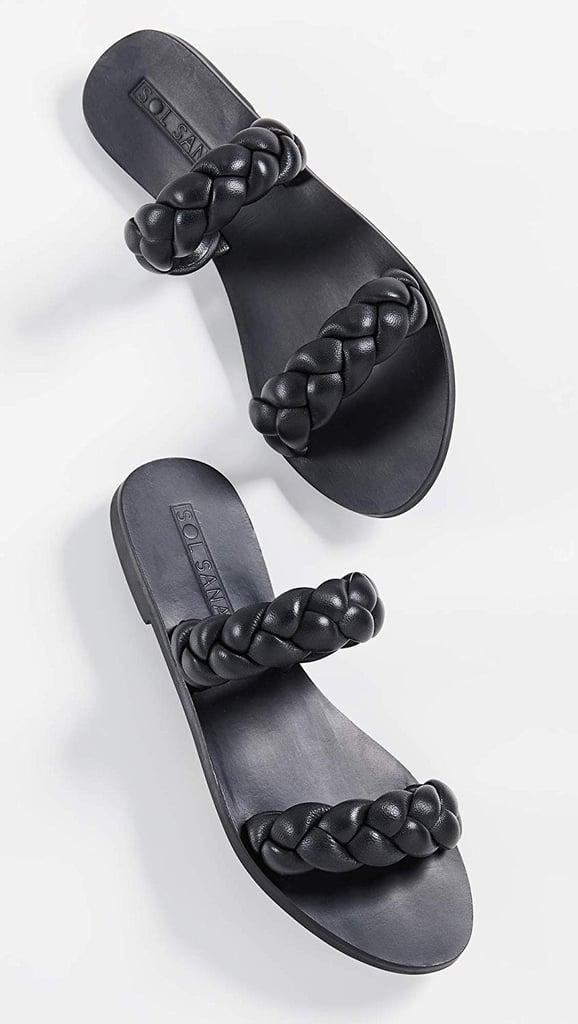 Sol Sana Vera Double Strap Slides