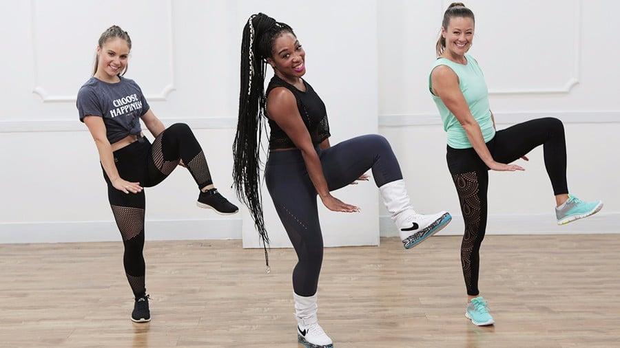 30-Minute Hip-Hop Tabata Workout