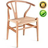 Solid Wood Dining Chair Wishbone Chairs