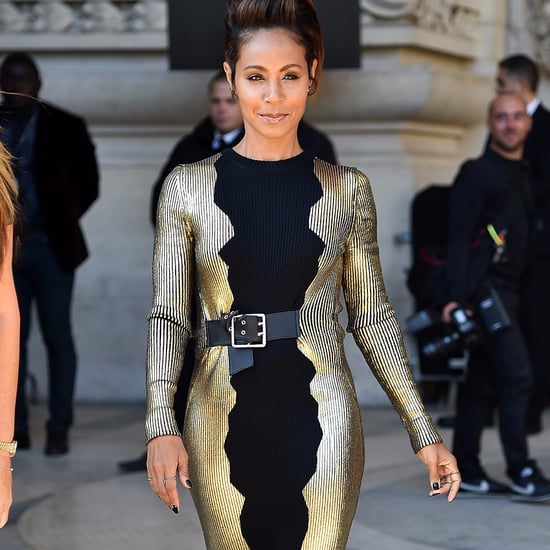 Jada Pinkett Smith at Paris Fashion Week 2015 Pictures
