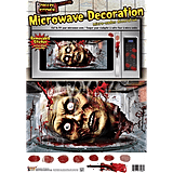 Severed Head Microwave Door Cover ($6)