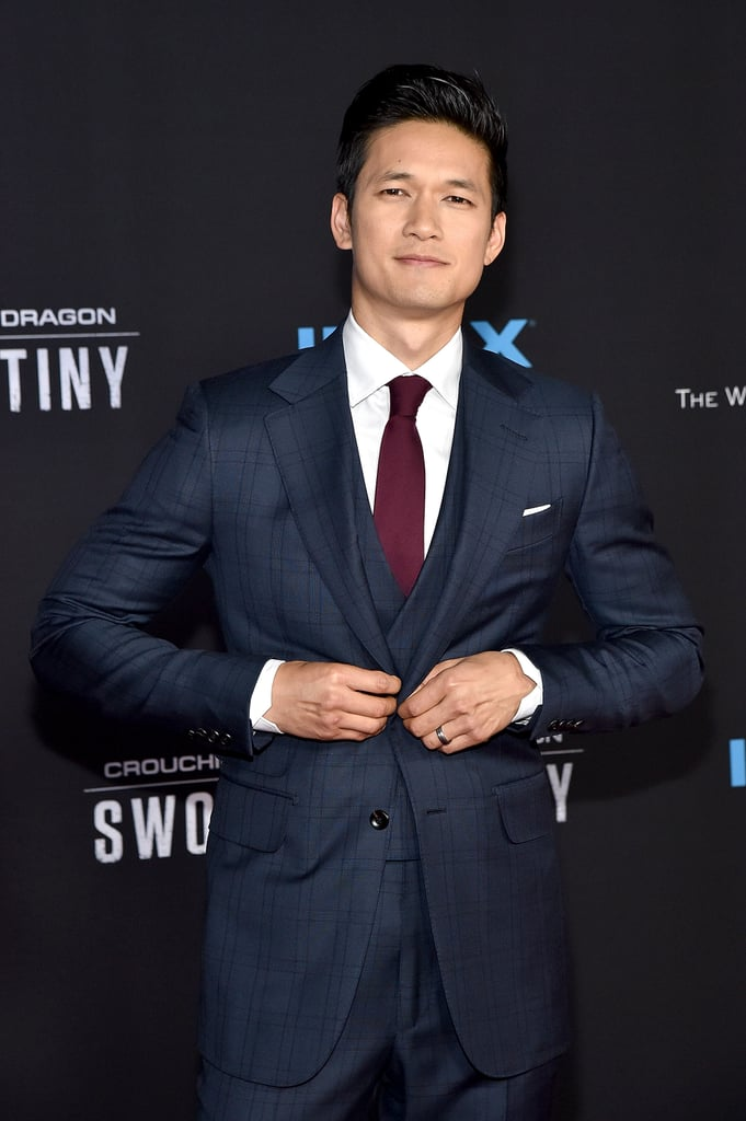 Sexy Harry Shum Jr. Pictures