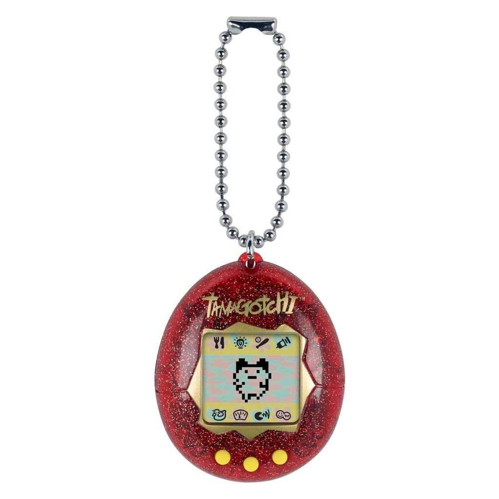 Red Glitter Original Tamagotchi