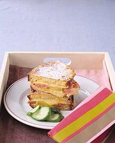 Today's Special: Monte Cristo Sandwich
