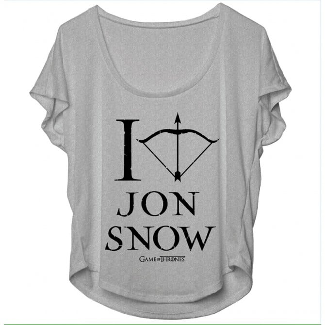 I Heart Jon Snow T-Shirt ($30)