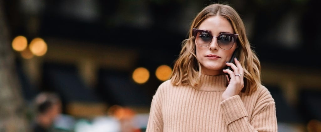 Olivia Palermo Wore a $40 Topshop Knit to LFW and It's Still Available